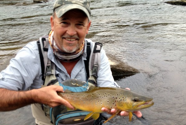 Scott Brown - Competition Fly Fishing